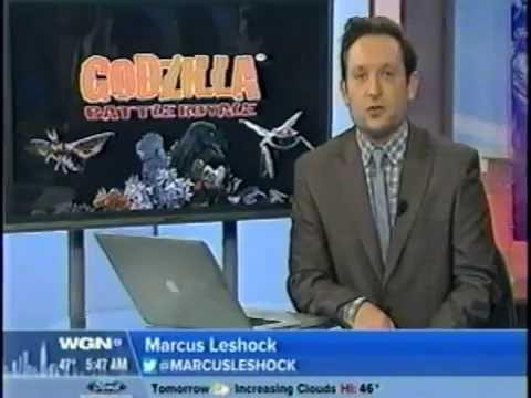 Interview:  Godzilla Battle Royale