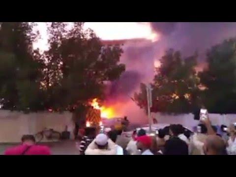 Three separate suicide bomber attacks in Saudi Arabia
