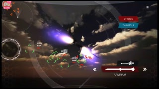 Extreme Air Combat HD no Omlet Arcade!