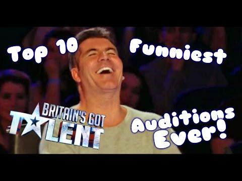 Britain's Got Talent 2016 Funniest Auditions! #1