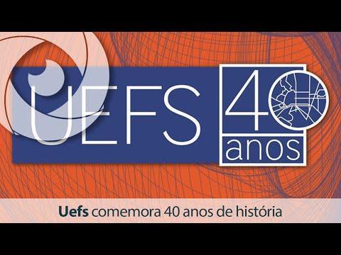 Uefs comemora 40 anos de história
