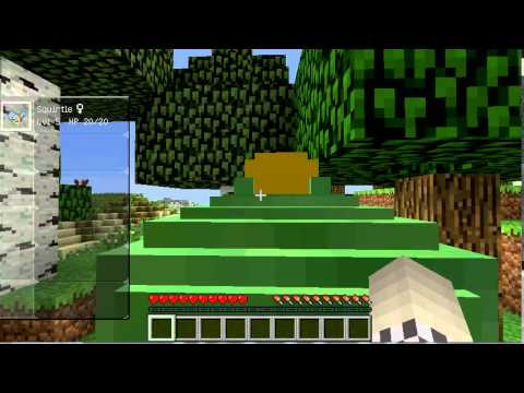 Minecraft Pixelmon Survival Ep 1 -Awesome Seed!