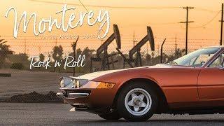 """Monterey 2017: 1971 Ferrari 365 GTB/4 Daytona """"Harrah Hot Rod"""""""