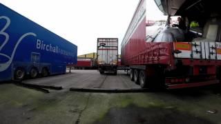 Reversing A Truck & Trailer