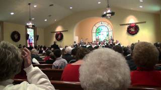 David's United Church of Christ Christmas Cantata excerpt - 2011-12-18