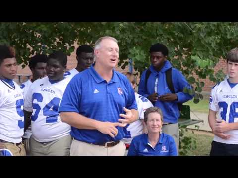 North Forrest High School ALS Ice Bucket Challenge