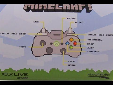 C mo jugar a minecraft pc con mando de xbox 360 youtube for Sillas para jugar xbox