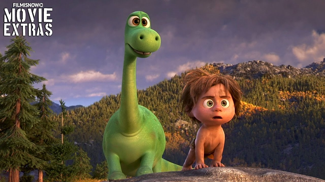 The Good Dinosaur 'Truth to Characters' Featurette [Blu-Ray/DVD 2016]
