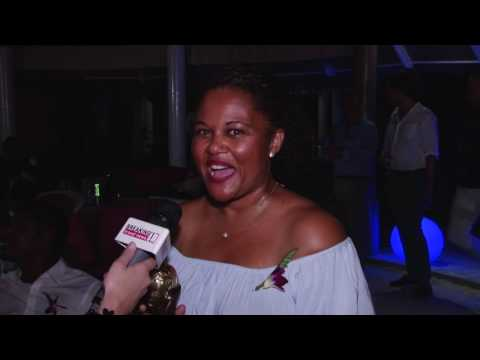 Francisca Moonsammy, head of cabin operation, Air Seychelles