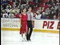 """Isabelle and Paul Duchesnay 1990 Worlds - Free Dance """"Missing""""  (Halifax)"""