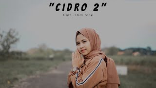 Cidro 2 LGO AWAK KU  - Didi Kempot Cover Cindi Cintya Dewi Cover