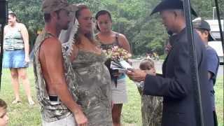 download lagu David And Dawn Redneck Wedding. gratis
