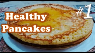 Easy pancake recipe   Pancake recipe easy   Pancake recipe tasty   Healthy pancakes