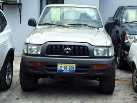 Camioneta 2004 Toyota Hilux - AutoConnect.com.mx - YouTube
