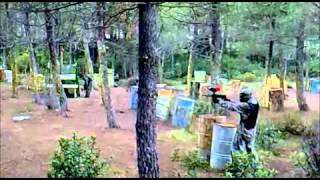 ümraniye paintball_Paintball sahası