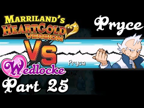 Pokemon HeartGold Wedlocke. Part 25: The Pryce is Right!