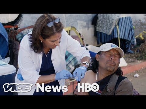 California Is Trying To Fight A Deadly Hepatitis A Outbreak (HBO)