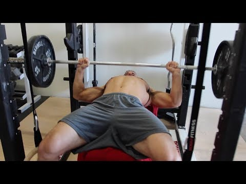 How to Bench Press Correctly for a Mighty Masculine Chest Image 1