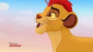 The Lion Guard: Return of the Roar -