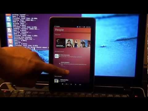 How to Install Ubuntu Touch on your Google Nexus 7. 4. or 10 Tablet
