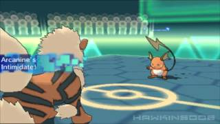 Pokemon Battle Series 51: Kanto Classic #1