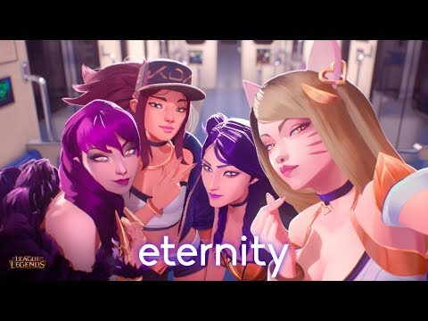 Download K/DA - POP/STARS ft Madison Beer, GI-DLE, Jaira Burns Mp4 baru