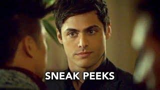 """Shadowhunters 3x02 Sneak Peeks """"The Powers That Be"""" (HD) Season 3 Episode 2 Sneak Peeks"""