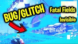 [Fixed] Old Fatal Fields Glitch  BUG - Fortnite News!