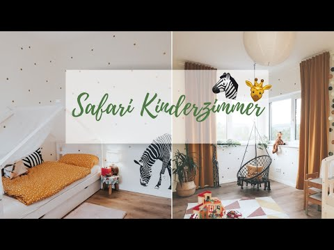 Safari Kinderzimmer