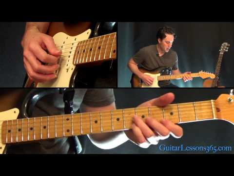How To Play Stayin' Alive - Bee Gees