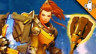 BRIGITTE FUNNY MOMENTS! Overwatch Funny & Epic Moments 412