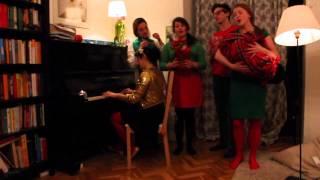 Olats Otesoc přeje klidné tiché vánoce
