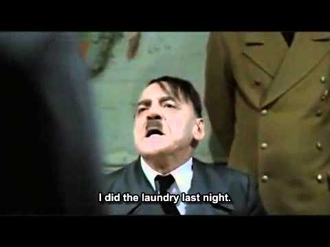 Hitler rants about the Occupy Wall Street protests