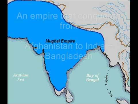MixedAsians Babur conquer from Afghanistan to India and Bangladesh