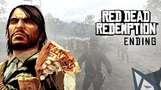 PW Plays Red Dead Redemption Part 24 (Ending) - Blind Playthrough - Remember my Family