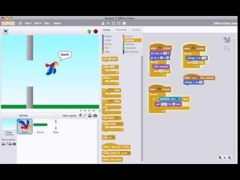 Flappy Scratch Game Tutorial