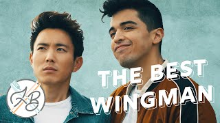 Dating On The Apps ft. Justin H. Min & Bryan Michael Nuñez - Lunch Break!