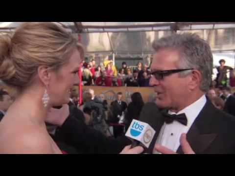 Tony Denison at The SAG Awards Red Carpet 2010 Video