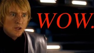 Bulls On Parade But It's Owen Wilson Saying Wow