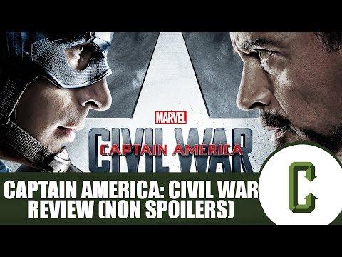 Captain America: Civil War Review (Non-Spoilers)