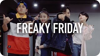 Download Lagu Freaky Friday - Lil Dicky ft. Chris Brown / Koosung Jung Choreography Gratis STAFABAND