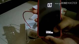 One plus 6t Unboxing oh my god