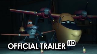 Planes: Fire & Rescue UK Movie CLIP - Chops (2014) HD