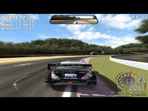 Let's Play Together DTM Race Driver 3 [HD] - #38 Skandal bei McLaren verpeilt!