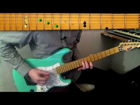 Основы аппликатурного мышления для гитаристов.