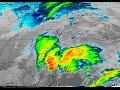 GOES-16 Satellite Tracks East Coast Storm