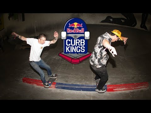 Red Bull Brings Curb Kings To The Berrics
