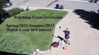 Watching Grass Grow: Spring/2012-Summer/2013