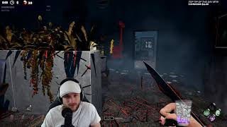 Dead by Daylight RANK 1 PIG! - BAMBOOZLE IS FOR NOOBS! KILLER MAIN BTW!