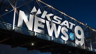 KSAT 12 News @ 9 : Mar 25, 2020